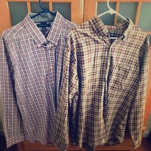 Casual shirt bundle only $3 with any purchase